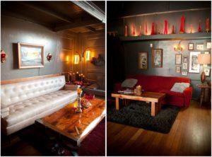 Slide Inn Interior