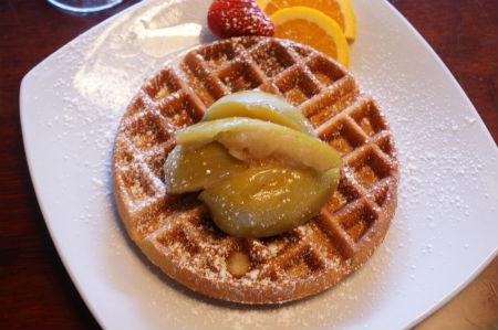 Slide Inn Waffle